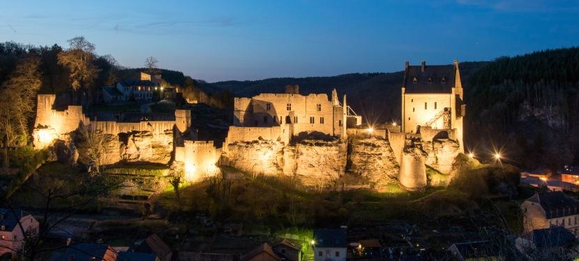 Ausstellung Larochette in der Burg2015