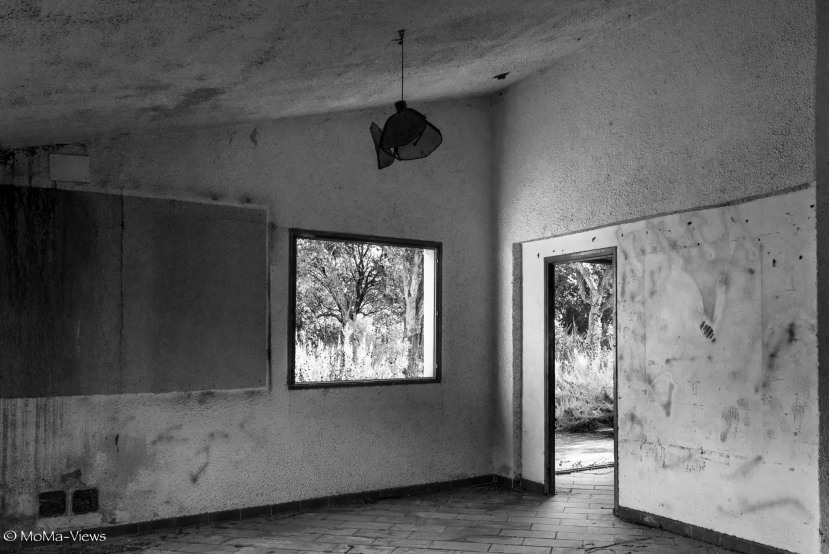Verlassene Orte inKorsika