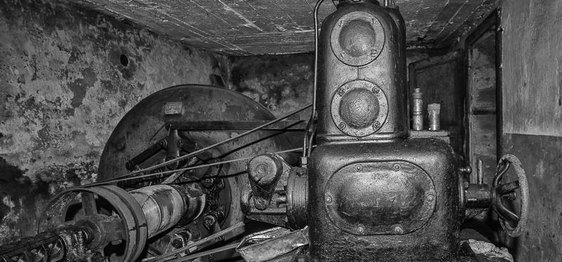 Verlassene Mühle  6 Fotos3.Teil